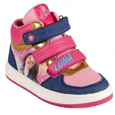 Ténis bota Luna Disney
