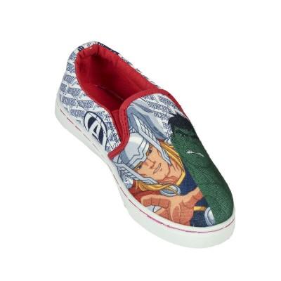 Tenis sapatilhas Marvel Avengers