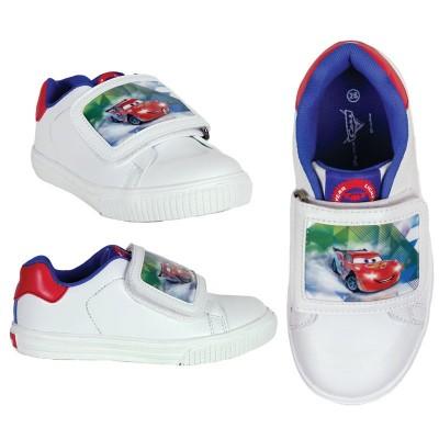 Tenis Sapatos Escola Cars Mc Queen