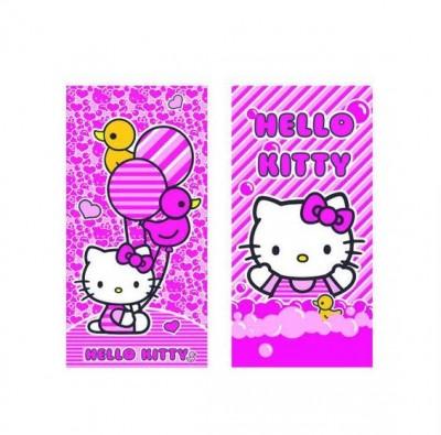 Toalha da Praia Hello Kitty Balloons