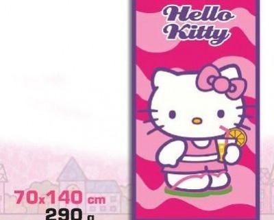Toalha de Praia Hello Kitty
