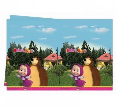 Toalha Festa Masha e o Urso