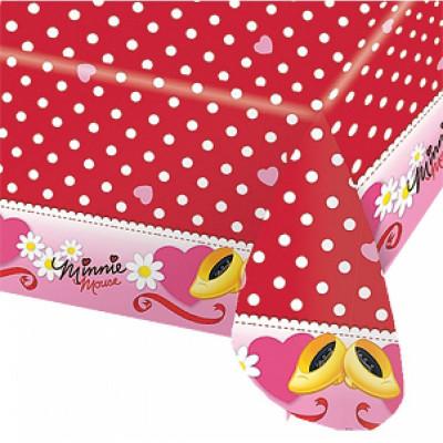 Toalha Festa Minnie Mouse