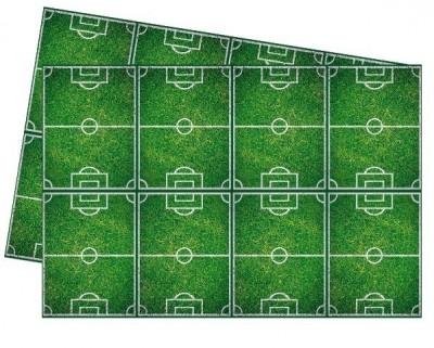 Toalha Mesa Festa Futebol 120x180cm