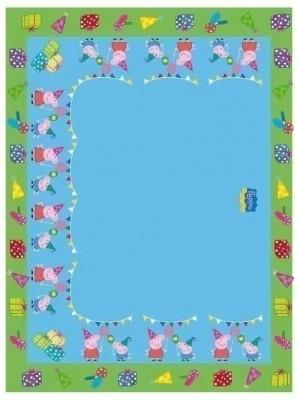 Toalha Porquinha Peppa (120x180cm)