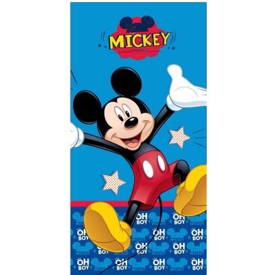Toalha Praia Mickey Happy