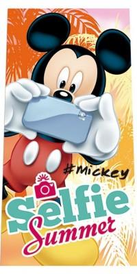 Toalha Praia Mickey Selfie Summer