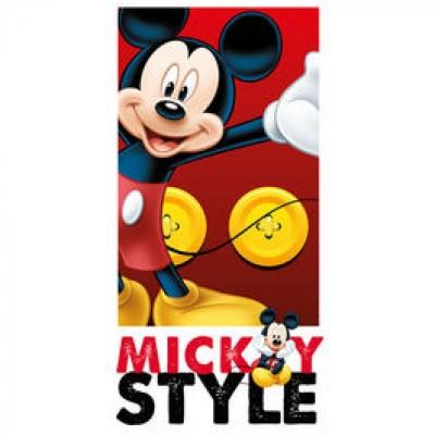 Toalha praia Mickey Style