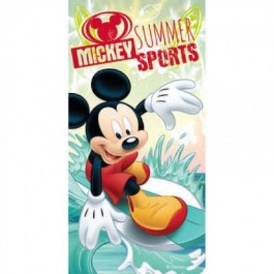 Toalha Praia Mickey Summer Sports