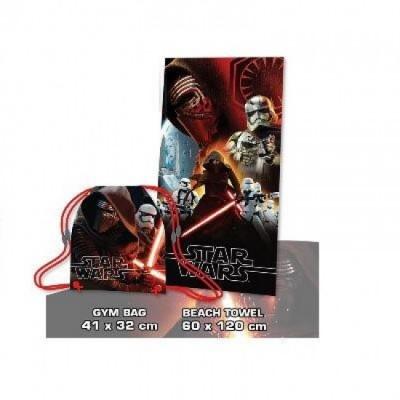 Toalha + Saco Star Wars Darth Vader