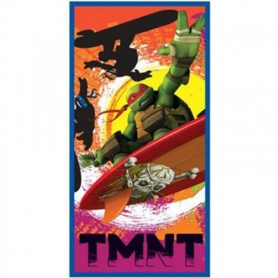 Toalha Tartarugas Ninja Surf