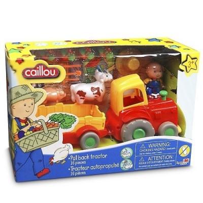 Tractor + Animais Ruca