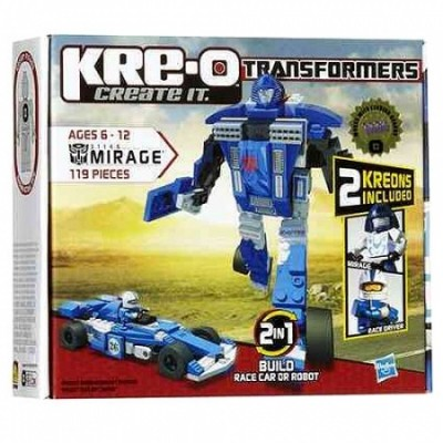 Transformers Mirage Hasbro
