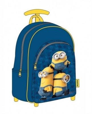 Trolley Pré-Escolar Happy Minions 31cm