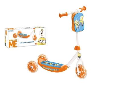 Trotinete 3 rodas infantil Minions Gru