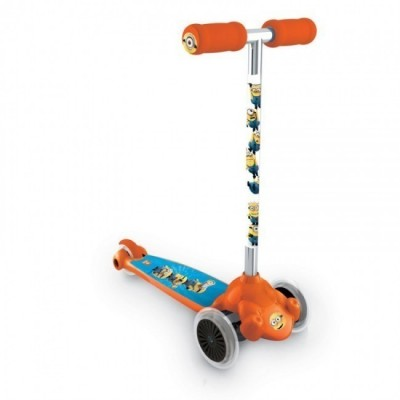 Trotinete Minions Twist & Roll 3 rodas