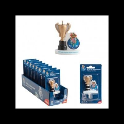 Vela aniversário F.C.Porto 3D