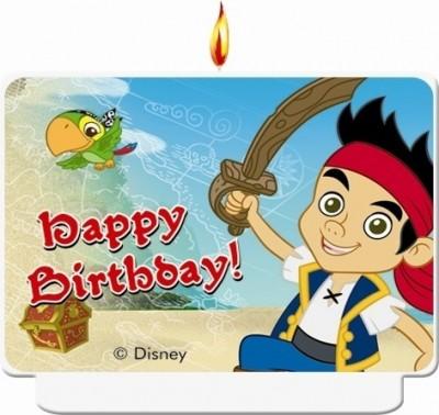 Vela Jake Happy Birthday