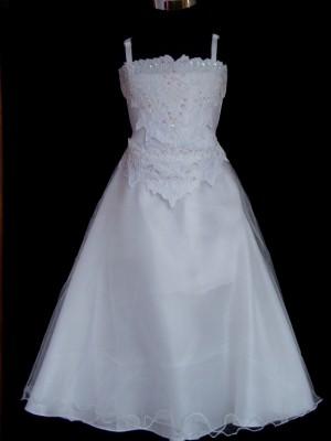 Vestido de Cerimónia para Menina Glamour