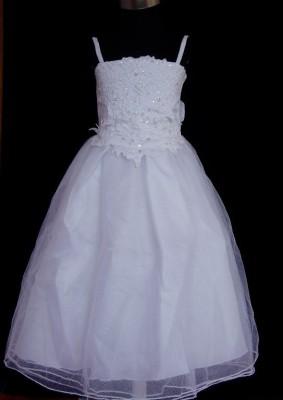 Vestido de Cerimónia para Menina Slim