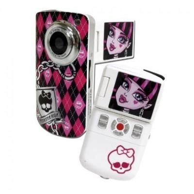Vídeo Câmara Digital Monster High