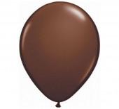 100 Balões Castanho Chocolate Qualatex 5 (13cm)