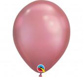 100 Balões Malva Chrome 11''