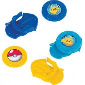 12 Lançadores Discos Pokémon