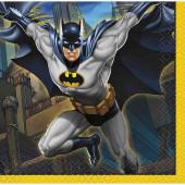 16 Guardanapos Cocktail Batman