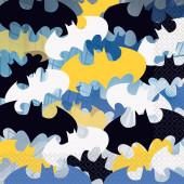 16 Guardanapos Festa Batman New
