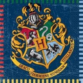 16 Guardanapos Harry Potter 33 cm