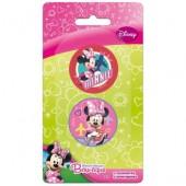 2 afia lápis Minnie Mouse Disney