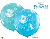 2 Balões Frozen Gigantes 91cm