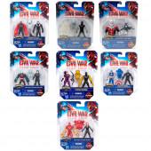 2 Figuras Avengers Sortido