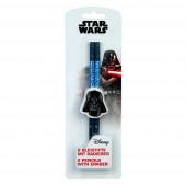 2 Lápis + Borracha Star Wars
