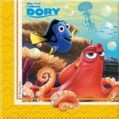 20 Guardanapos Disney Dory