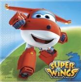 20 Guardanapos dos Super Wings