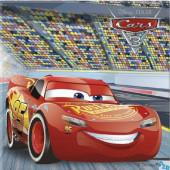 20 Guardanapos Festa Cars 3