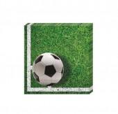 20 Guardanapos Festa Futebol