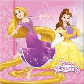 20 Guardanapos festa Princesas Disney Heart Strong