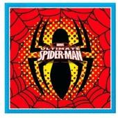 20 Guardanapos Festa Spiderman