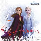 20 Guardanapos Frozen 2 Disney