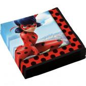 20 Guardanapos Ladybug