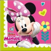 20 Guardanapos Minnie Happy Helpers