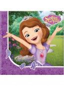 20 Guardanapos Princesa Sofia Mystic Isles