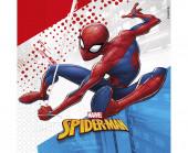 20 Guardanapos Spiderman Superhero