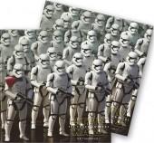 20 Guardanapos Star Wars O Despertar da Força