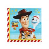 20 Guardanapos Toy Story 4
