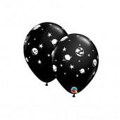 25 Balões Latex Espaço 11