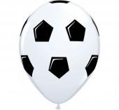 25 Balões Látex Futebol 11